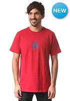 NIXON Wings S/S T-Shirt red