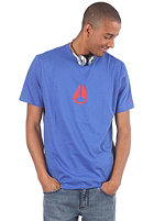 NIXON Wings S/S T-Shirt royal