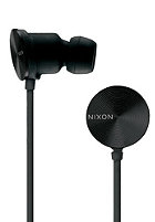 NIXON Wire 8mm Headphones all black