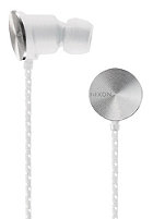 NIXON Wire 8mm Headphones white