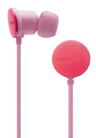 NIXON Wire P Headphones coral