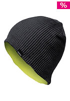 NIXON Womens Bergen Reversible Beanie black/lime