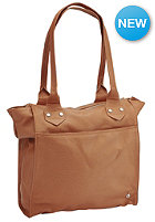 NIXON Womens Cecile Tote Bag honey brown