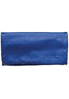 NIXON Womens Coterie Foldover Wallet cobalt