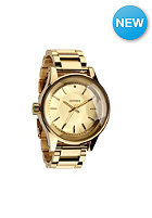 NIXON Womens Facet all gold