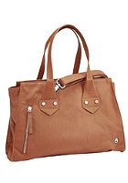 NIXON Womens Gwynn Satchel Bag honey brown