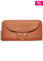 NIXON Womens Indeed Large Wallet honey brown