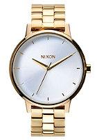 NIXON Womens Kensington gold / white