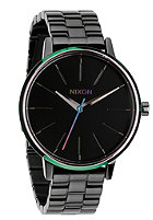 NIXON Womens Kensington gunmetal/multi