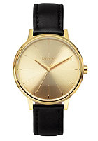 NIXON Womens Kensington Lthr gold