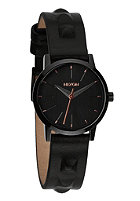 NIXON Womens Kenzi all black/studded