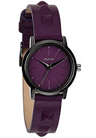 NIXON Womens Kenzi bordeaux/studded