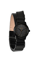 NIXON Womens Kenzi Wrap all black/mixed