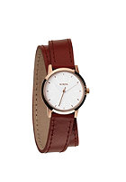 NIXON Womens Kenzi Wrap rose gold/saddle