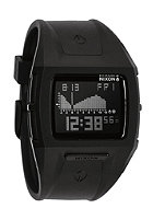 NIXON Womens Lodown S black