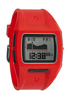 NIXON Womens Lodown S neon orange
