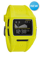 NIXON Womens Lodown S neon yellow