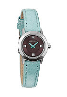 NIXON Womens Mini B light blue