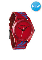 NIXON Womens Mod Acetate red