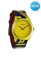 NIXON Womens Mod Acetate yellow
