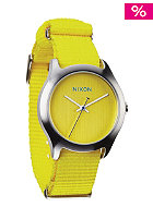 NIXON Womens Mod bright yellow