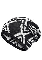 NIXON Womens Native Beanie black/ivory