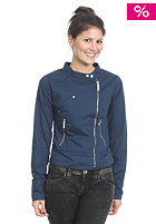 NIXON Womens Paper Mill Jacket navy