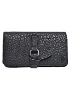 NIXON Womens Payton Clutch Wallet black