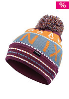 NIXON Womens Pimlico Beanie purple/multi