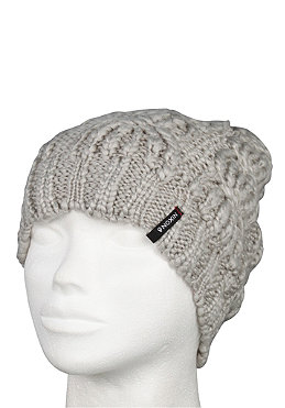 NIXON Womens Ready Or Not Beanie heather gray