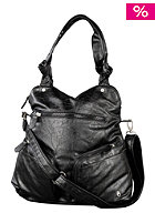 NIXON Womens Shout It Out Satchel Bag black
