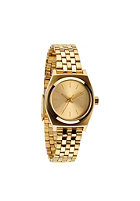 NIXON Womens Small Time Teller all gold