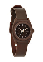 NIXON Womens Small Time Teller P brown