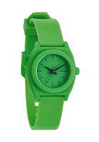 NIXON Womens Small Time Teller P green