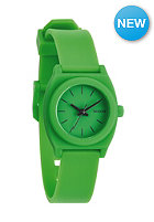 NIXON Womens Small Time Teller P green