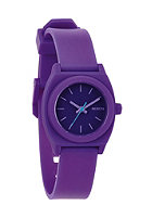 NIXON Womens Small Time Teller P purple