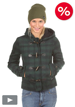 NIXON Womens Stella Jacket plaid
