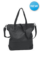 NIXON Womens Stopper Tote all black