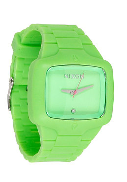NIXON Womens The Rubber Player fluro green
