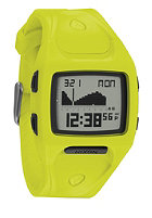 NIXON Womens The Small Lodown neon yellow