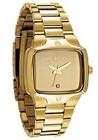 NIXON Womens The Small Player all gold/gold