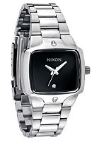 NIXON Womens The Small Player black