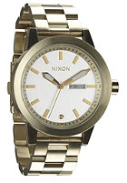 NIXON Womens The Spur champagne gold