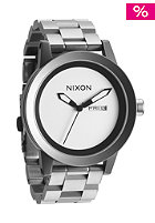 NIXON Womens The Spur sandedsteel/whi