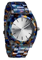 NIXON Womens The Time Teller Acetate watercolor