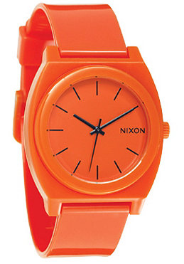 NIXON Womens The Time Teller P orange