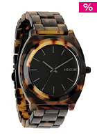 NIXON Womens Time Teller Acetate tortoise