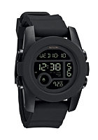 NIXON Womens Unit 40 all black