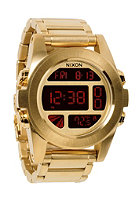 NIXON Womens Unit SS all gold