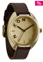 NIXON Womens Wit gold/brown